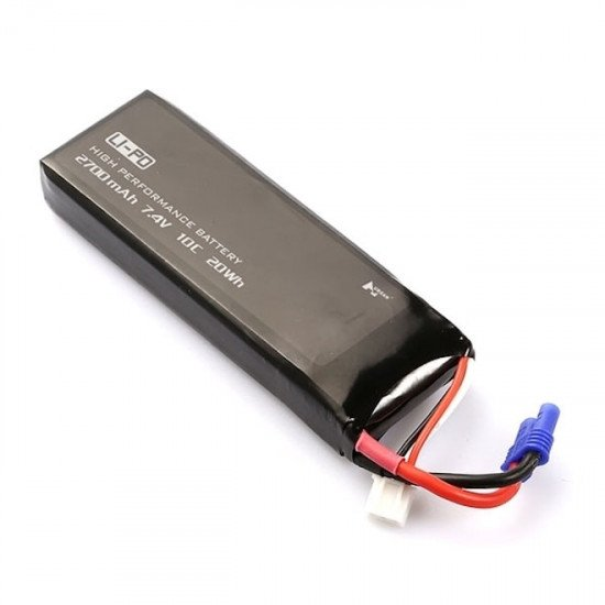 Аккумулятор 7.4V 2700mAh Li-Po для Hubsan H501S Оригинал