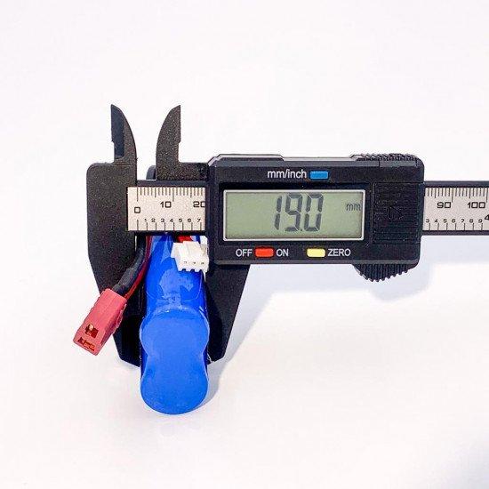 Аккумулятор 7.4V 1500mAh Li-Ion - E9315
