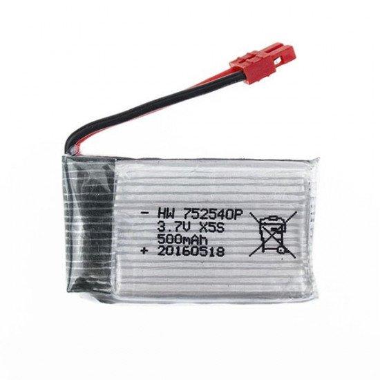 Аккумулятор 3.7V 500mAh Li-Po для Syma