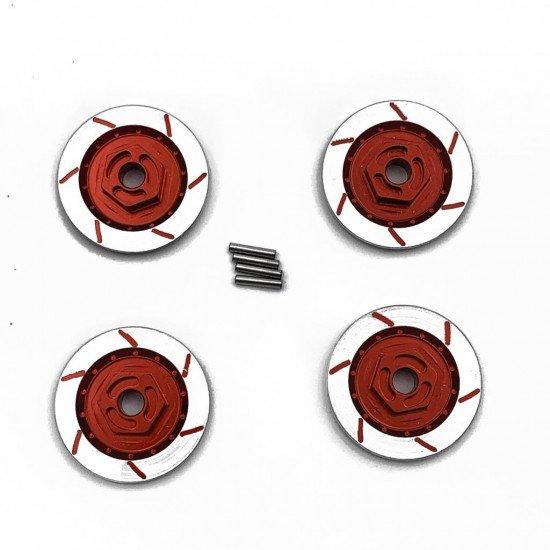 Алюминиевые тормозные диски - Remo Hobby 1:16 - A9506