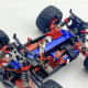 A4026-2 Металлическое усиление бабочек v1 - Remo Hobby 1/16