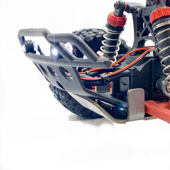 A2501-R Металлическая защита усиления шасси P2501 - Remo Hobby 1/16 - Rocket