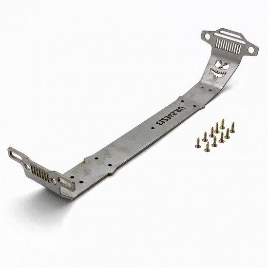 A2568 Металлическая защита усиления шасси P2568 - Remo Hobby 1/16 - Smax