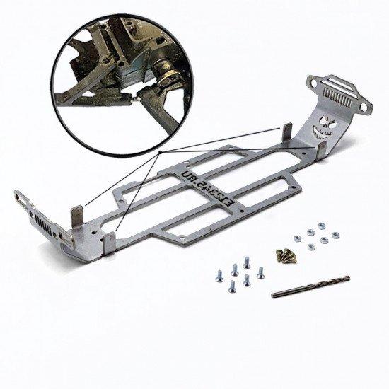 A2501 Металлическая защита усиления шасси P2501 - Remo Hobby 1/16 - Smax