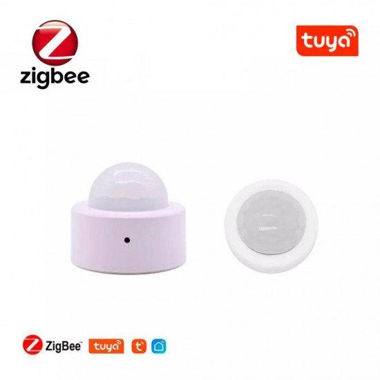 Миниатюрный датчик движения Tuya / SmartLife ZigBee 3.0 Mesh