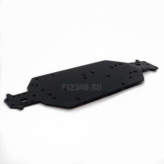 HSP 04001 Шасси алюминиевое для HSP Brontosaurus 1/10