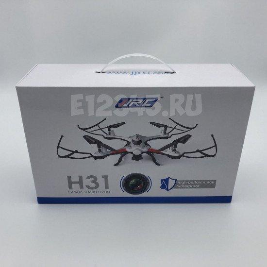 JJRC H31 водонепроницаемый квадрокоптер (белый)
