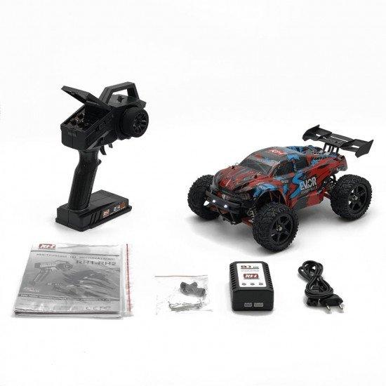 Радиоуправляемая модель Remo Hobby S-Evor UPGRADE (1/16, 4WD, 7.4V 1500mAh) красный