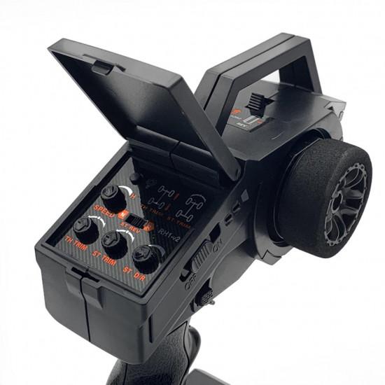 Радиоуправляемая модель Remo Hobby Smax (1/16, 4WD, 7.4V 1500mAh) синий