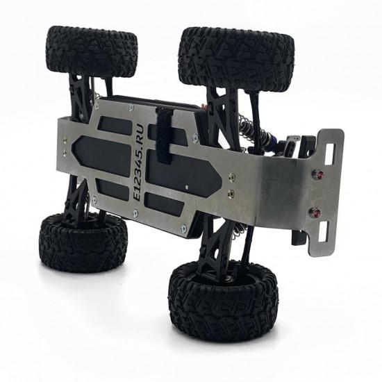 Радиоуправляемая модель Remo Hobby Smax Tuning (1/16, 4WD, 7.4V 1500mAh) синий