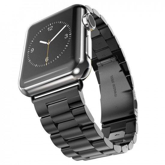 Металлический ремешок из нержавеющей стали для Apple Watch