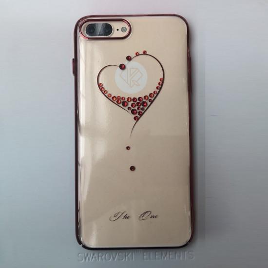 Чехол Swarovski Kingxbar для iPhone 8/7 Plus