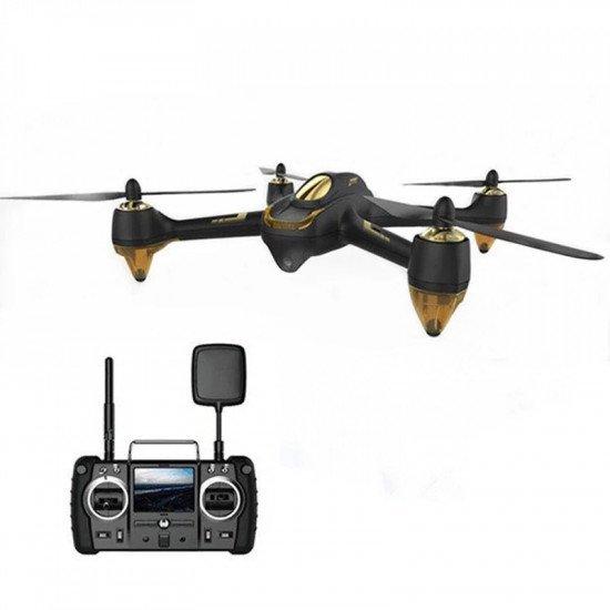 Hubsan H501S PRO квадрокоптер с FPV камерой 1920x1080 black