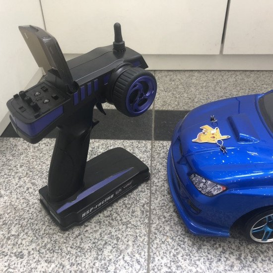 HSP 1:10 Subaru Impreza Дрифт Коллектор